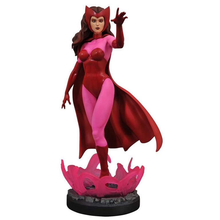 Avengers Scarlet Witch Marvel Premier Collection Statue