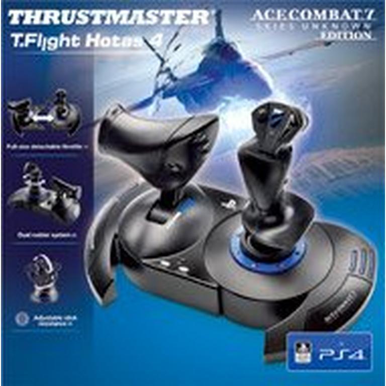 PlayStation 4 Flight Hotas 4 Ace Combat 7 Skies Unknown Edition Flight Stick