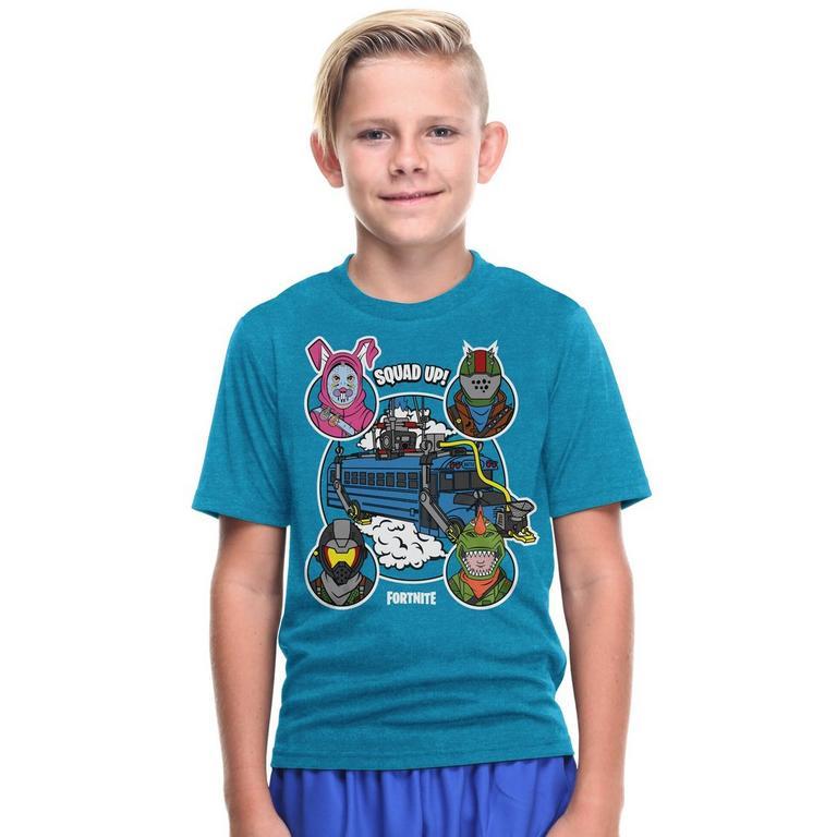 Fortnite Squad Up Youth T-Shirt