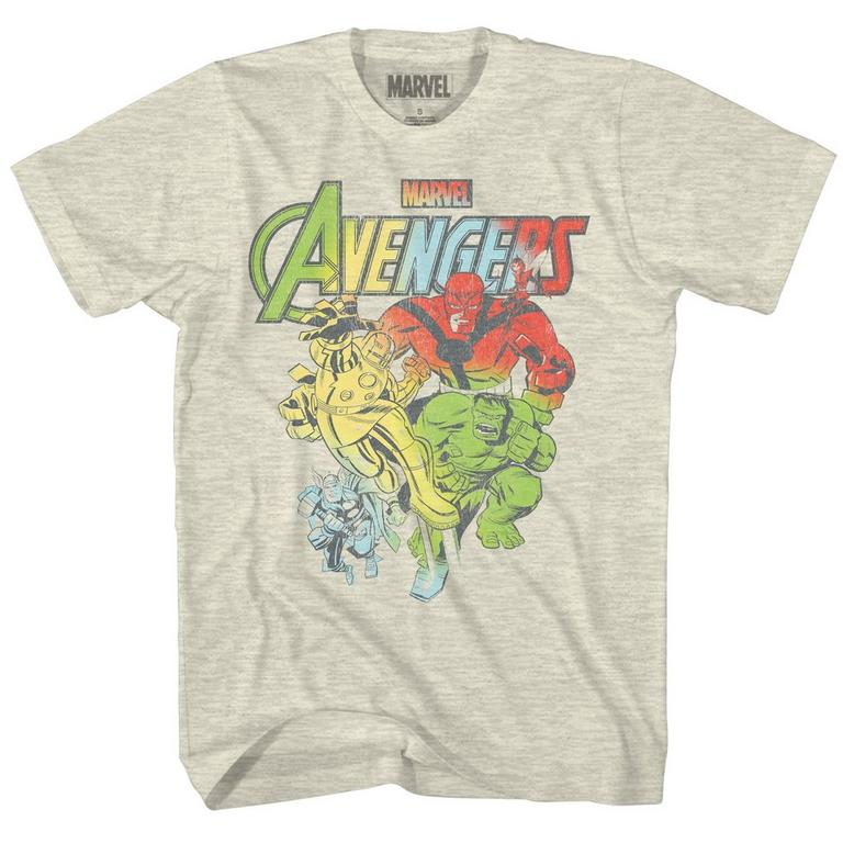 Marvel Avengers Rainbow T-Shirt