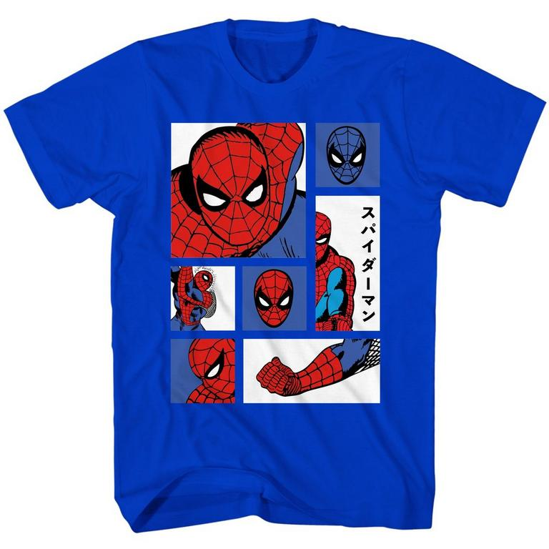 Spider-Man Kanji T-Shirt