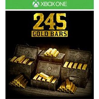 Red Dead Redemption 2 - 245 Gold Bars
