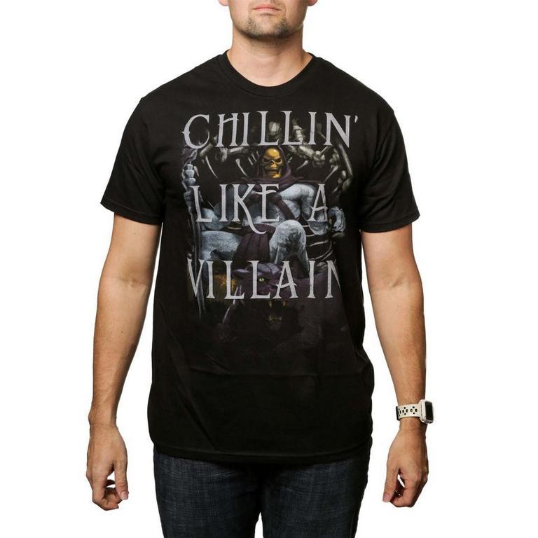 He-Man Villain Chillin T-Shirt
