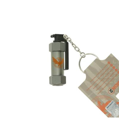 Apparel and Accessories Division Flashbang Keychain | GameStop