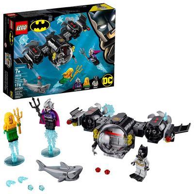 LEGO DC Batman 76116 Batman Batsub and the Underwater Clash 174 Piece Building Toy