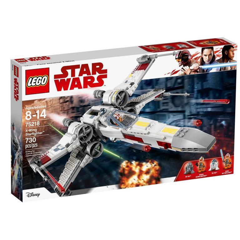 LEGO Star Wars 75218 X-Wing Starfighter 730 Piece Building Toy