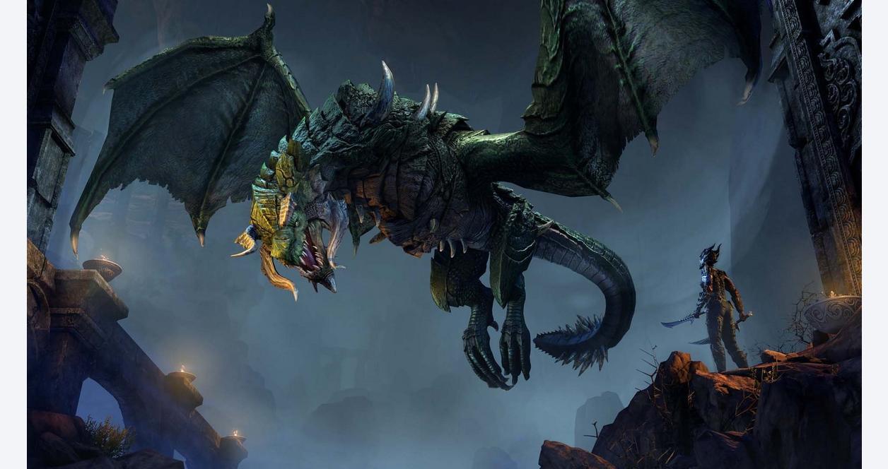 The Elder Scrolls Online: Elsweyr Upgrade