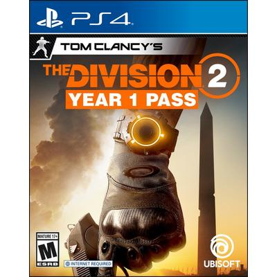 Tom Clancy's The Division 2 Year 1 Pass