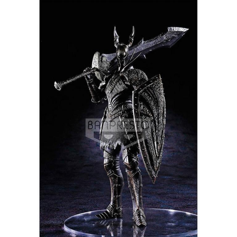 Dark Souls Black Knight Statue