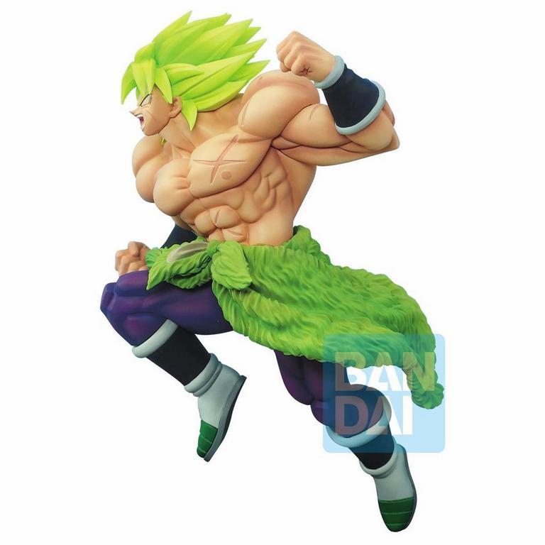 Dragon Ball Super - Super Saiyan Broly Full Power Z-Battle Figure