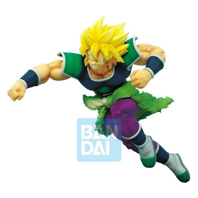 Dragon Ball Super - Super Saiyan Broly Z-Battle Figure