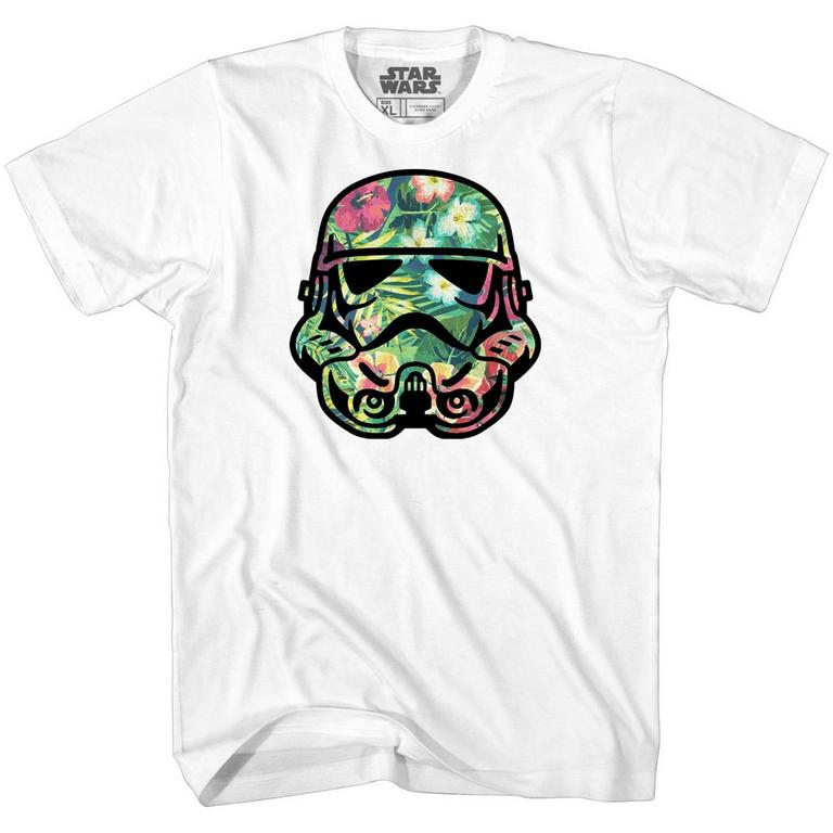 Star Wars Tropical Stormtrooper T-Shirt