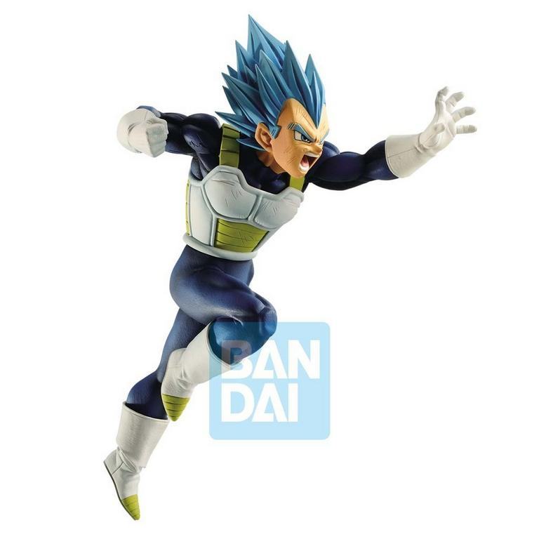 Dragon Ball Super Super Saiyan God Super Saiyan Vegeta Z-Battle Statue