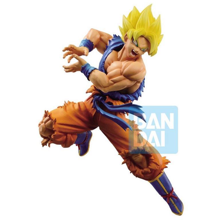Dragon Ball Super Super Saiyan Son Goku Z-Battle Statue