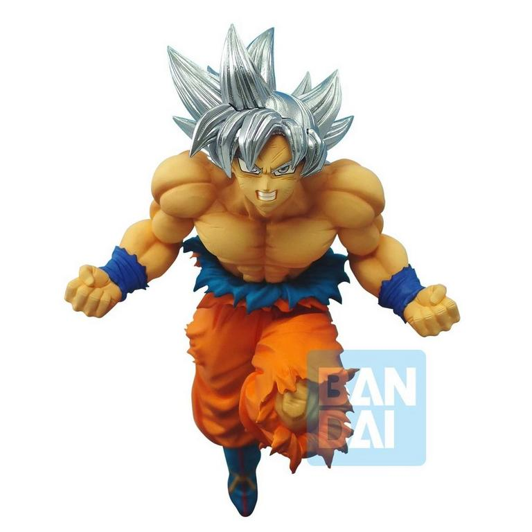 Dragon Ball Super Ultra Instinct Son Goku Z-Battle Statue