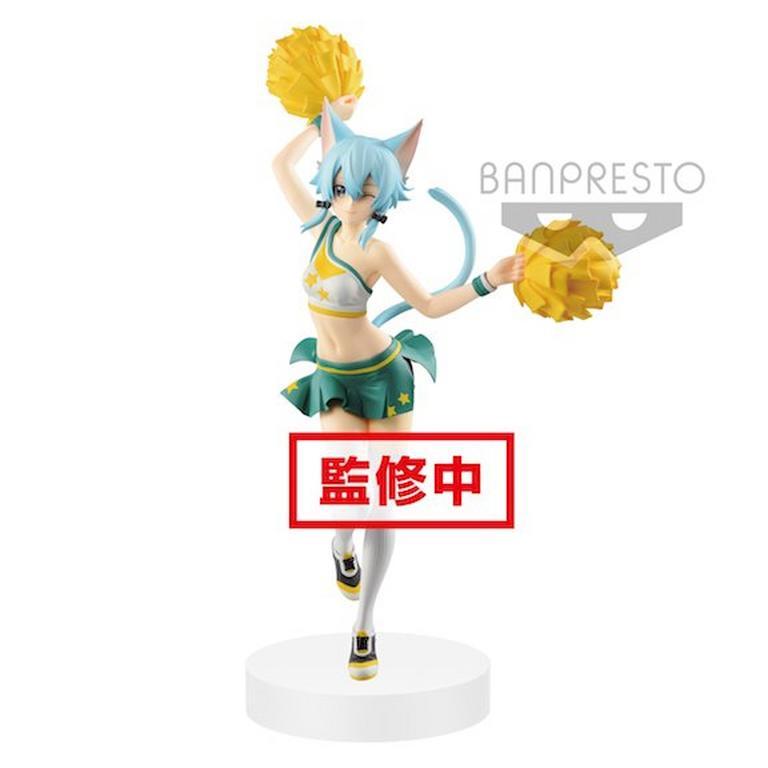 Sword Art Online: Memory Defrag Sinon Love Cheers EXQ Statue