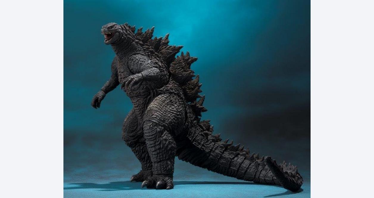 S.H. MonsterArts Godzilla 2019 Action Figure