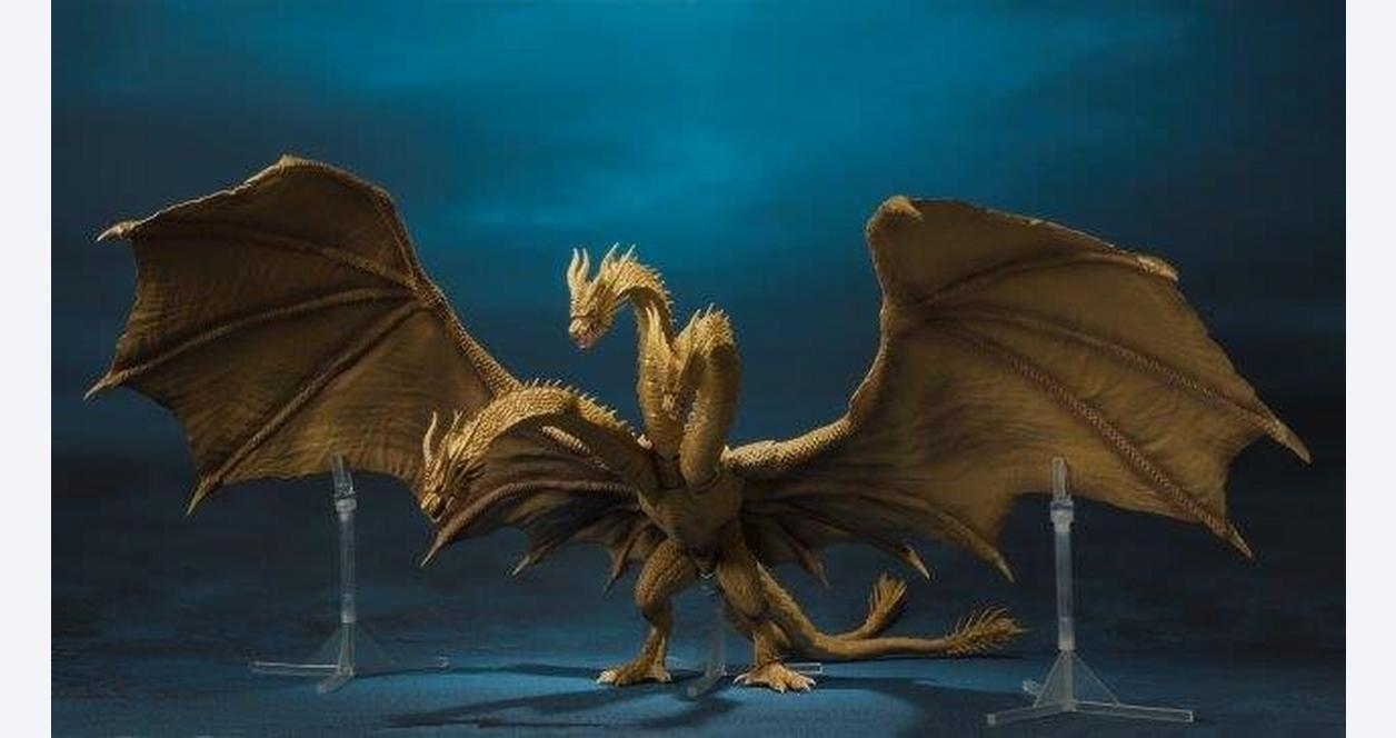 S.H. MonsterArts King Ghidorah 2019 Action Figure