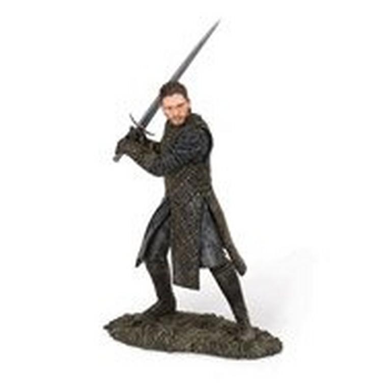 Game of Thrones Battle of the Bastards Jon Snow Statue
