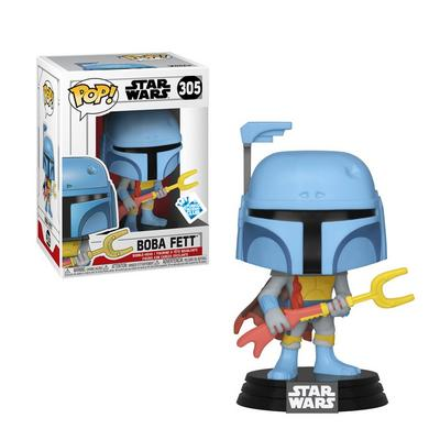 POP! Star Wars: Boba Fett Animated Only at GameStop
