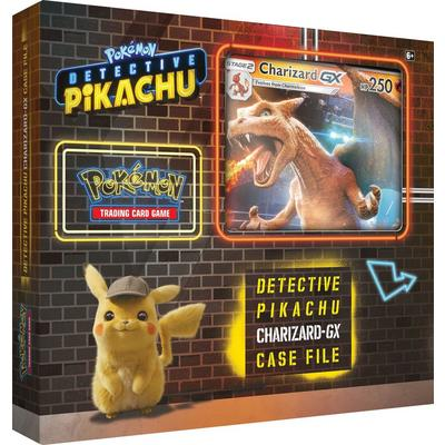 Pokemon Trading Card Games: Detective Pikachu Charizard-GX Special Case File