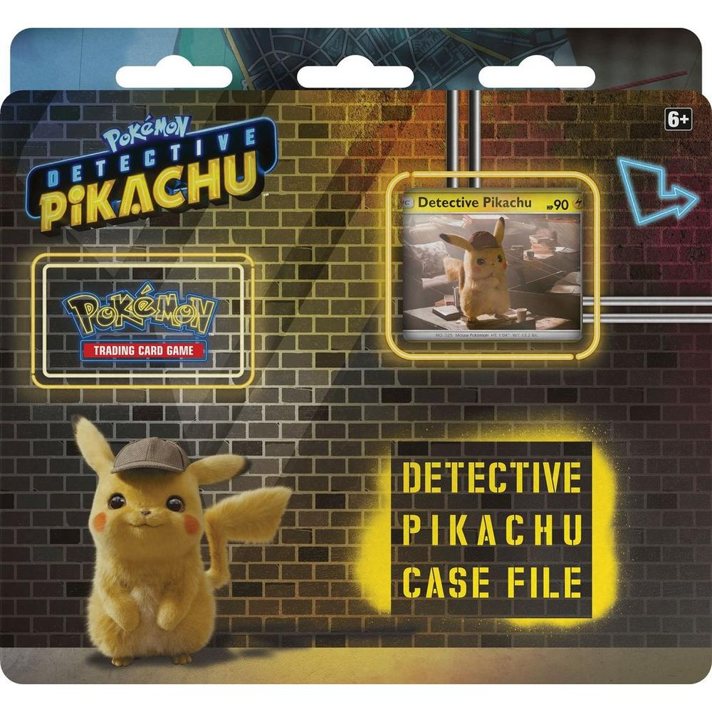 Pokemon: Detective Pikachu Special Case File Trading Card Game | GameStop
