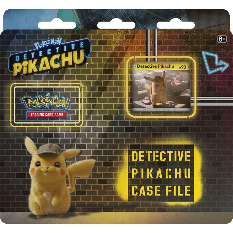 Pokemon Trading Card Game: Detective Pikachu Case File