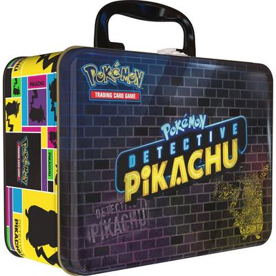 Pokemon: Trading Card Game Detective Pikachu Collector Chest
