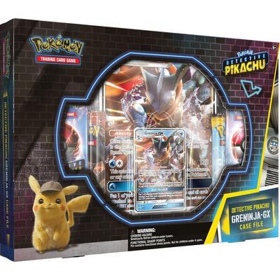 Pokemon Trading Card Game: Detective Pikachu Greninja-GX Case File