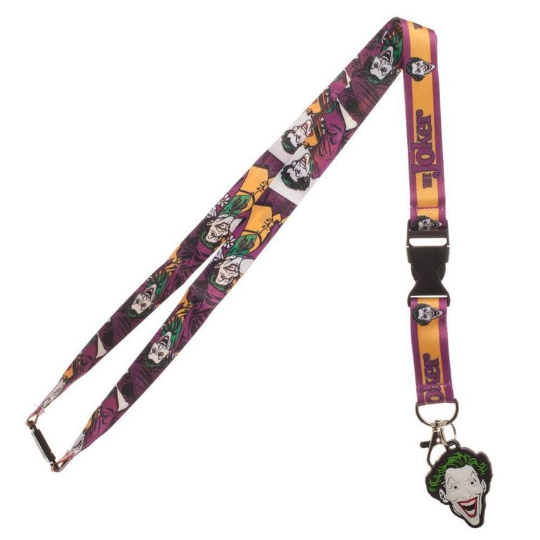 Batman The Joker Lanyard