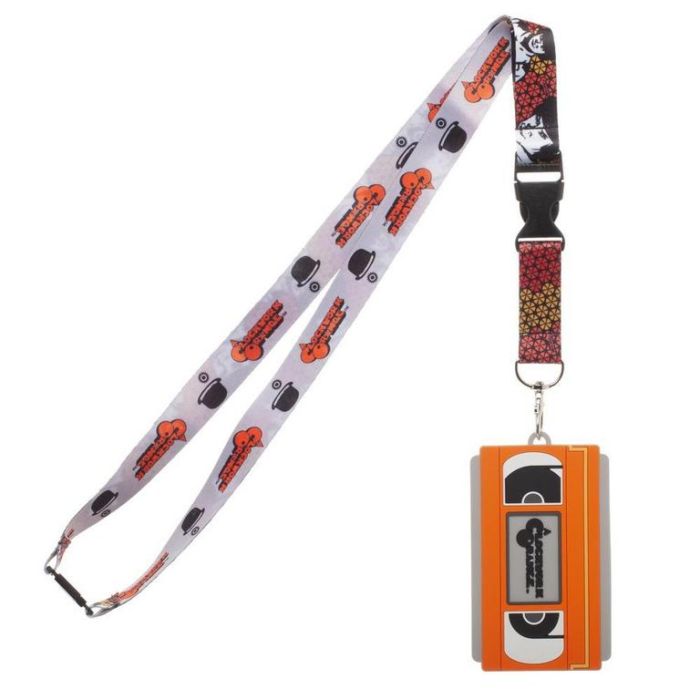 A Clockwork Orange Lanyard