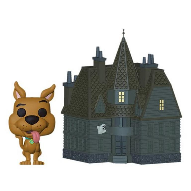 POP! Town: Scooby Doo with Haunted Mansion