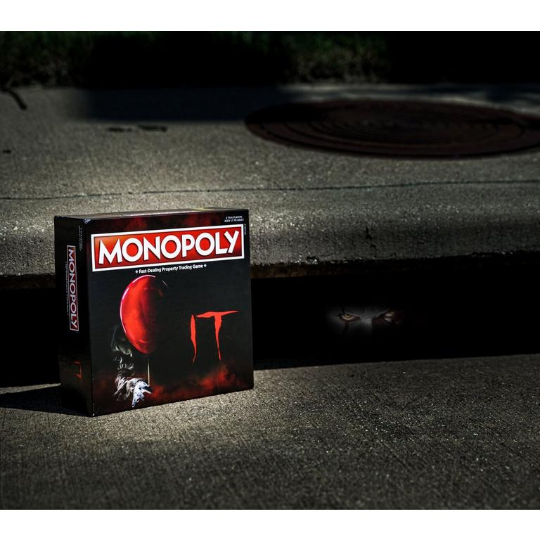 Monopoly: IT Board Game Only at GameStop