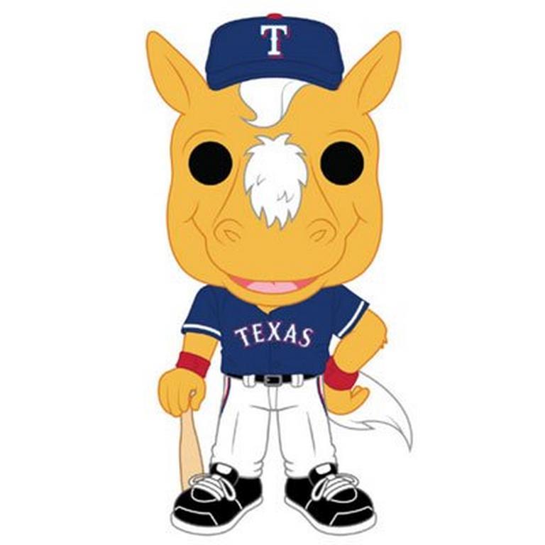 POP! MLB: Ranger's Captain (Texas)