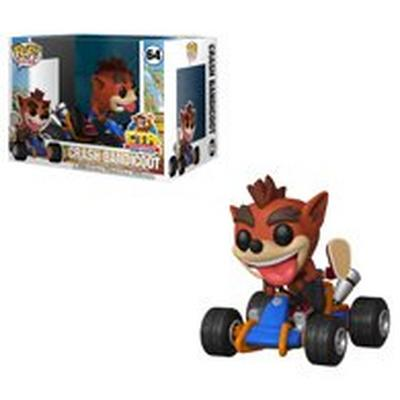 POP! Rides Crash Bandicoot