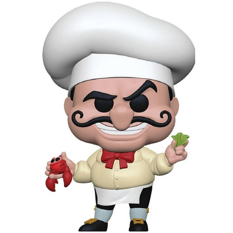 POP! Disney: The Little Mermaid - Chef Louis