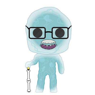 POP! TV: Rick and Morty - Dr. Xenon
