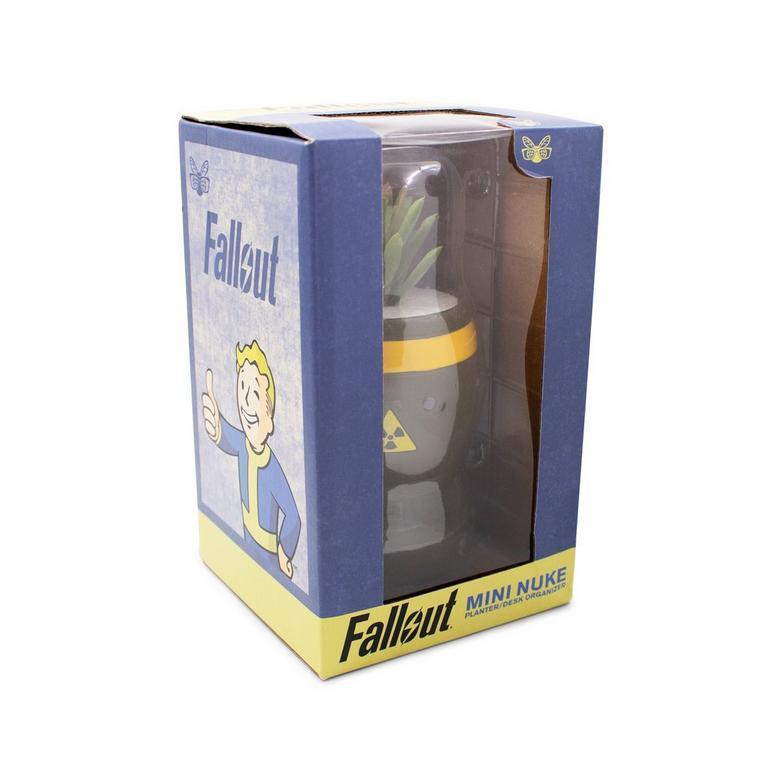 Fallout Mini Nuke Planter