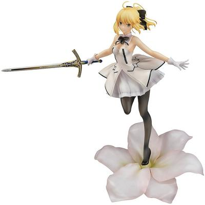 Fate/Grand Order Saber Altria Pendragon Lily Figma Action Figure