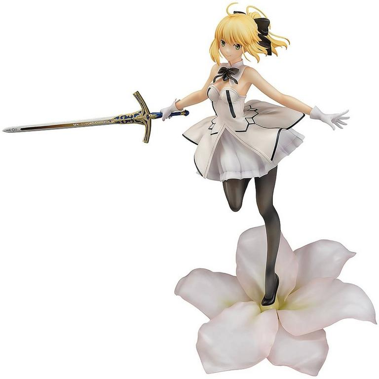 Fate/Grand Order Saber Altria Pendragon [Lily] Figma Figure