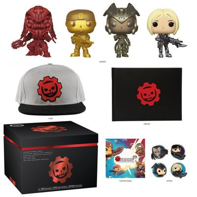 POP! Gears Collector's Box Only at GameStop