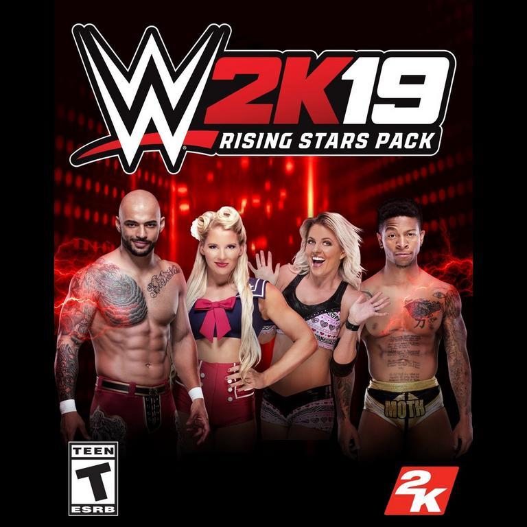 WWE 2K19 Rising Star Pack
