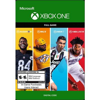 EA Sports 19 Bundle