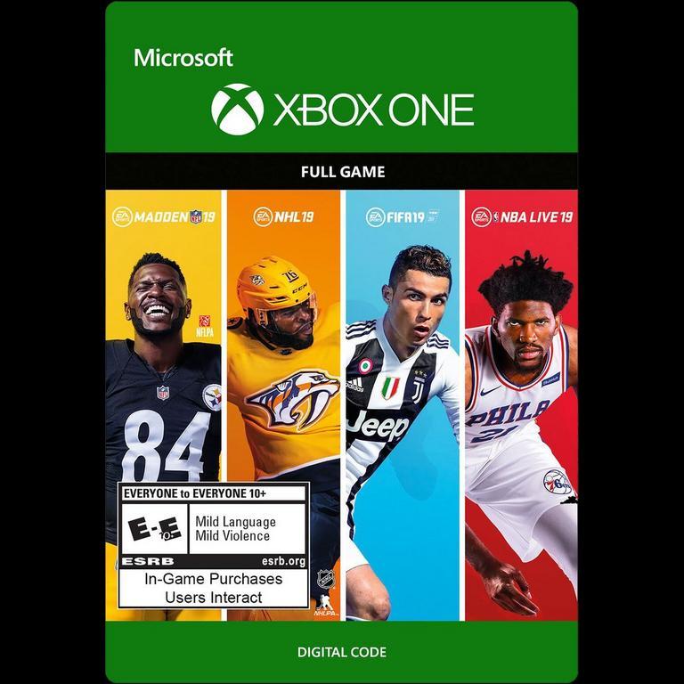 EA Sports 19 Bundle