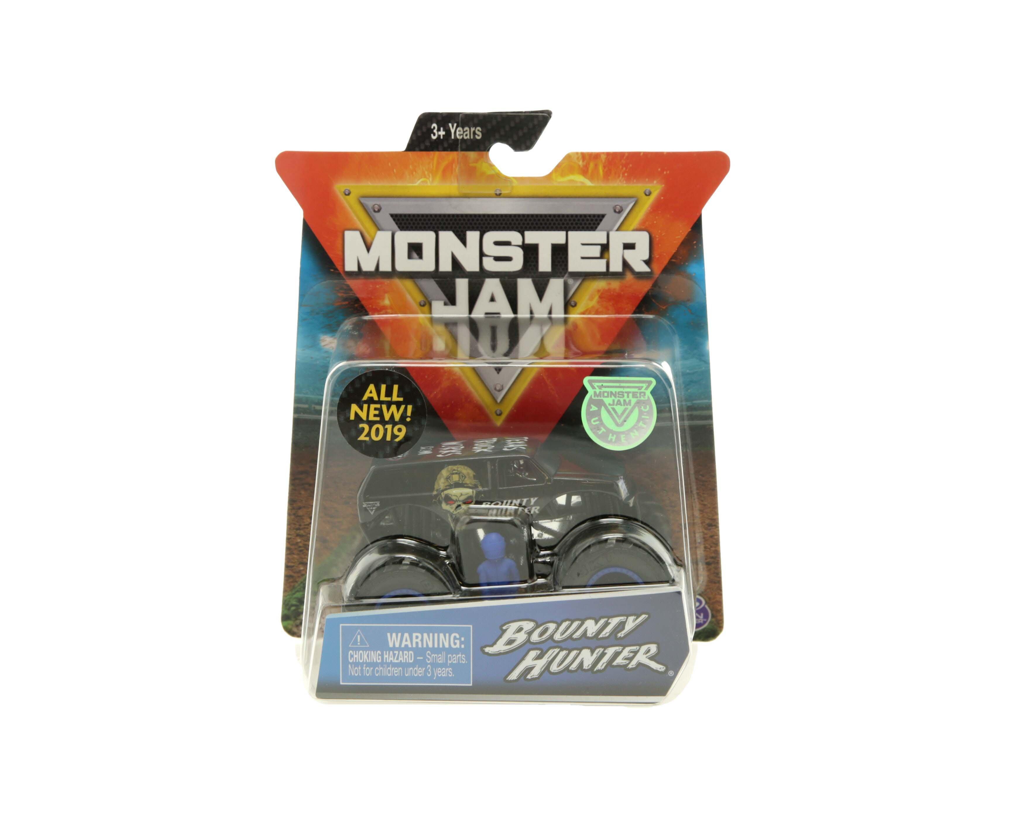 Monster Jam Bounty Hunter Vehicle Pack | GameStop