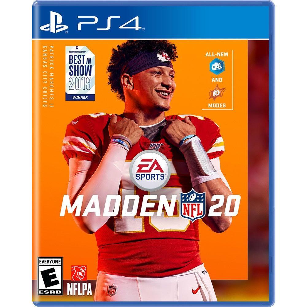 Madden NFL 20 | PlayStation 4 | GameStop