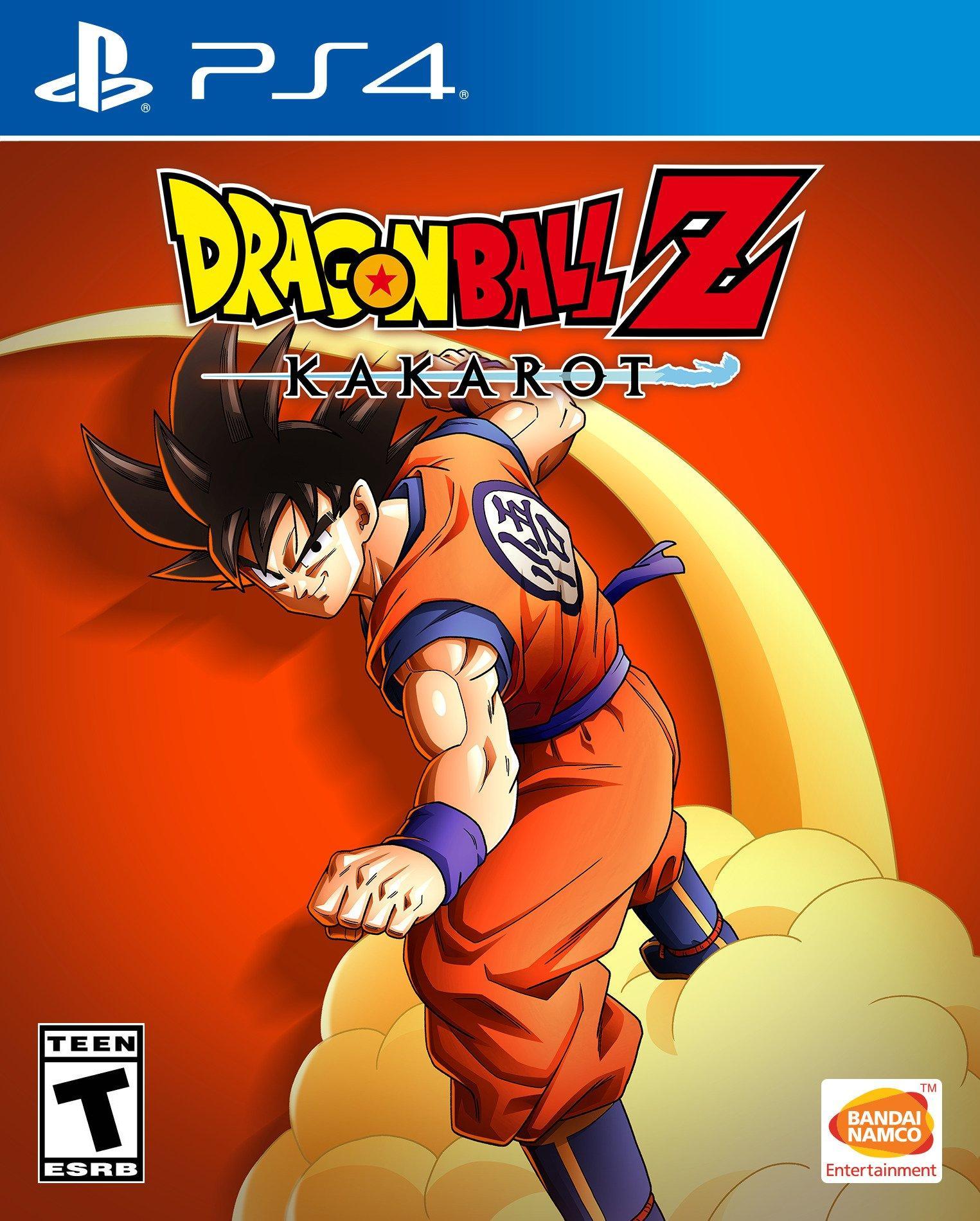 Dragon Ball Z: Kakarot | PlayStation 4 | GameStop