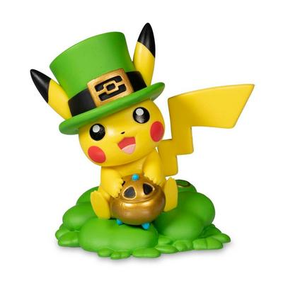 A Day with Pikachu: One Lucky Day Pikachu Figure