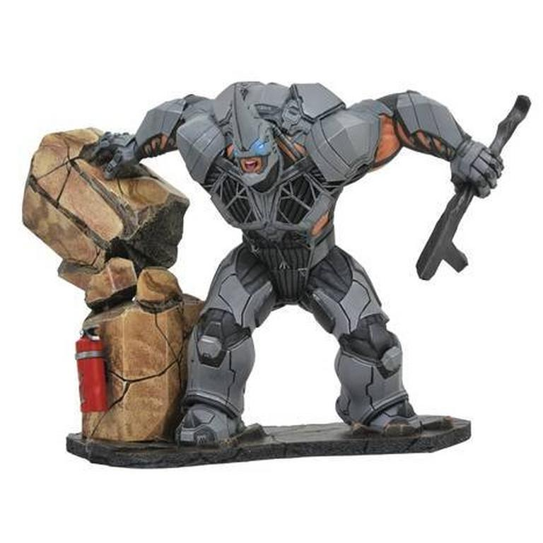 Marvel Gallery Marvel's Spider-Man Rhino Statue