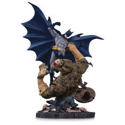 Batman vs Killer Croc Mini Battle Statue